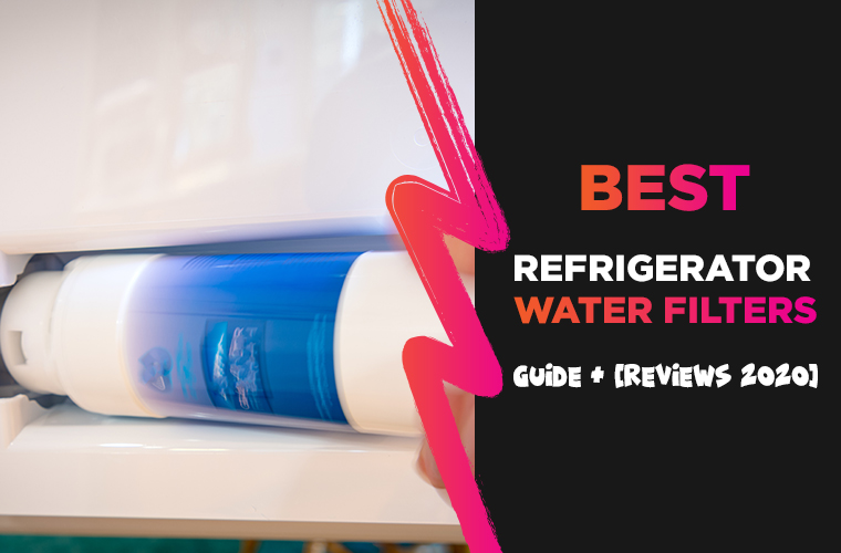 Best Refrigerator Water Filters in 2021 + (Buying Guide)
