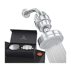 Luxury Filtered Shower Head Set