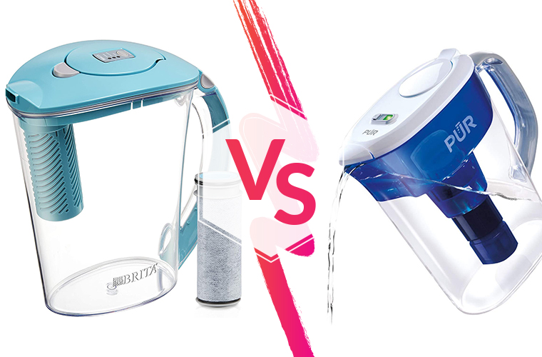 PUR vs. Brita: Similarities, Differences and Which is Best?????