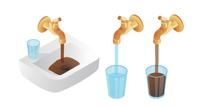 Black Sediment In Well Water: (What It Is and How to Fix It)