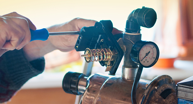 well pump troubleshooting